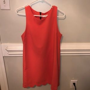 Monteau Peach Dress